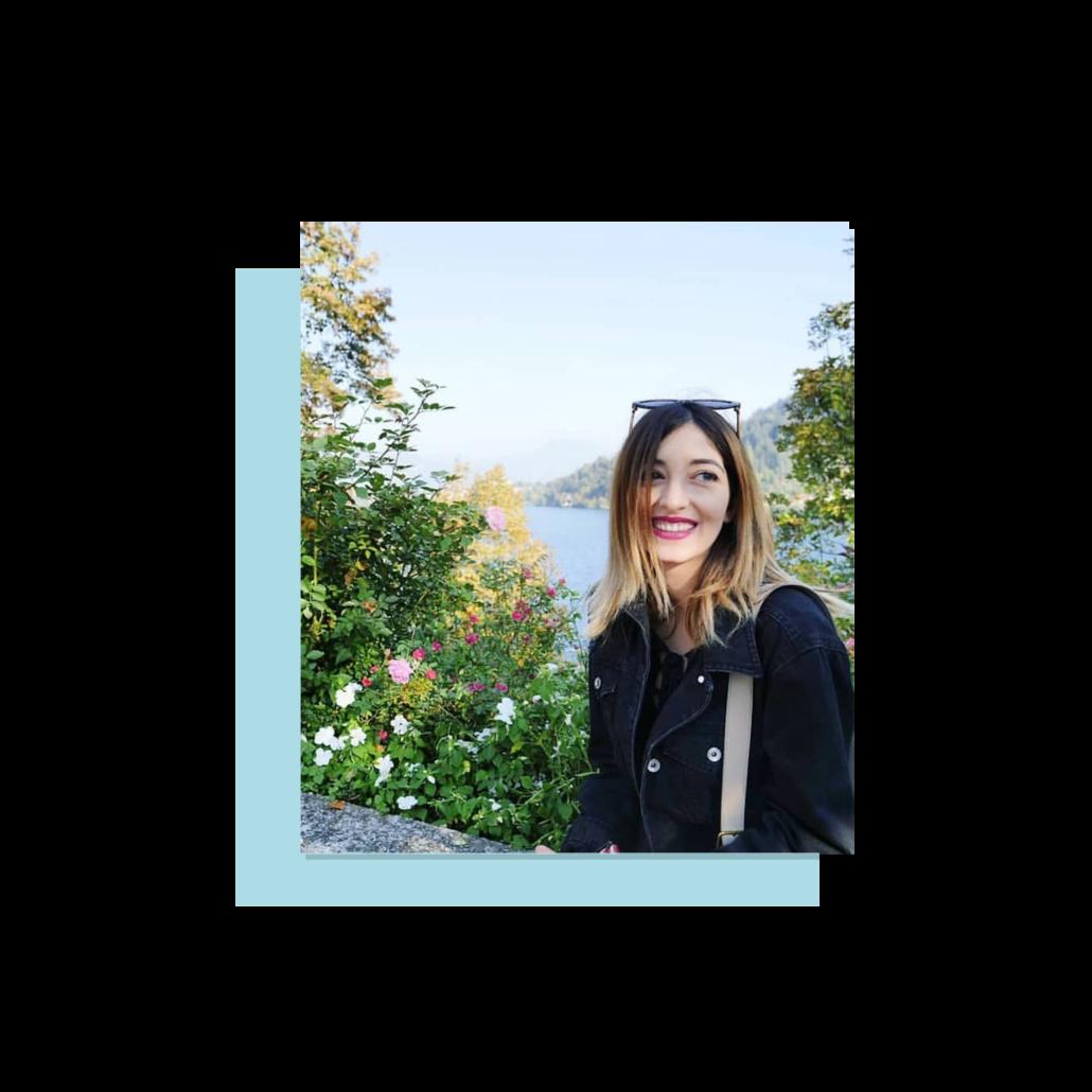 Cristina Alesci Web Designer -foto personale