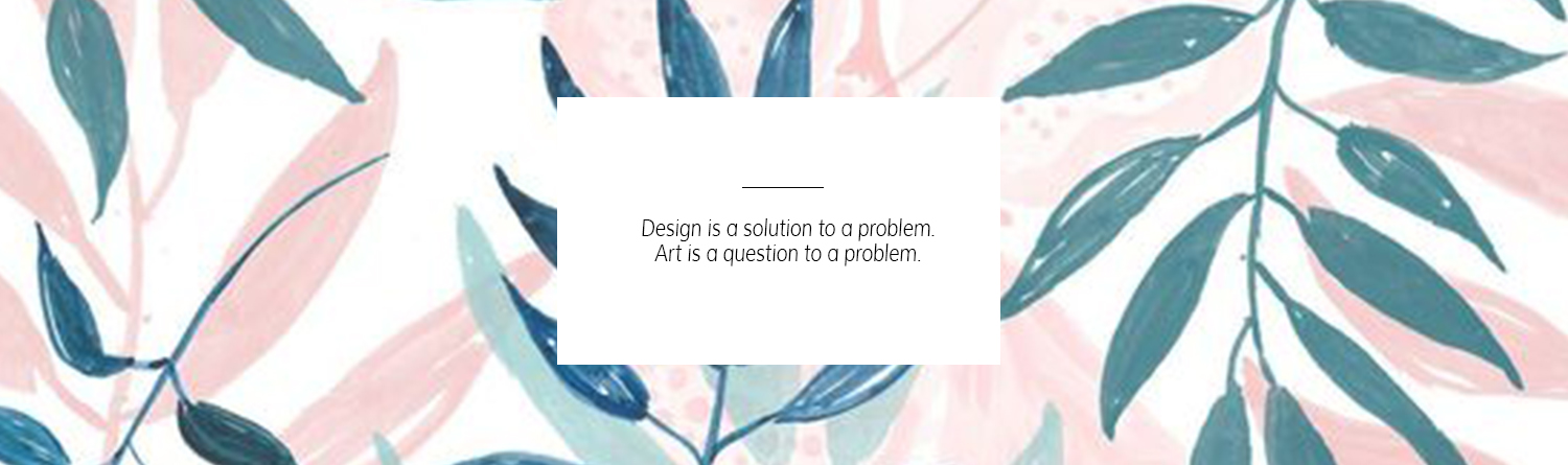 Design is a solution - Blog - Cristina Alesci Web Designer
